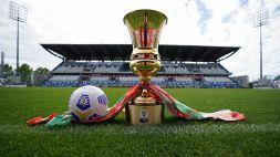 Coppa Italia 21-22: cambia il format, ammesse anche 4 squadre di Lega Pro
