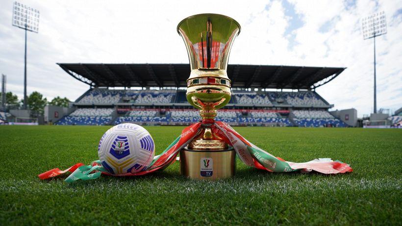 Il tabellone della Coppa Italia: possibile derby Juve-Toro agli ottavi