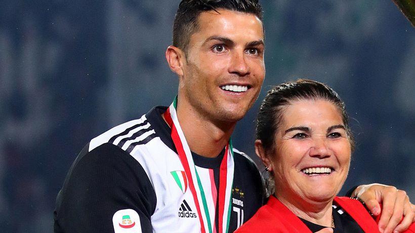 Cristiano Ronaldo-Juventus, la madre dà un indizio sul futuro
