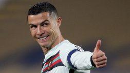 Euro 2020, i convocati del Portogallo: Ronaldo unico 'italiano'