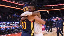 Golden State, Curry non basta: Memphis fa la storia e vola ai playoff
