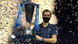 """ATP Madrid, Medvedev: """"Non sono adatto alla terra rossa!"""""""