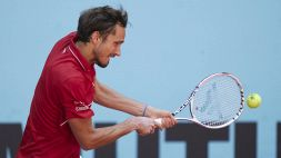 Tennis, Medvedev a Roma per vincere sulla terra