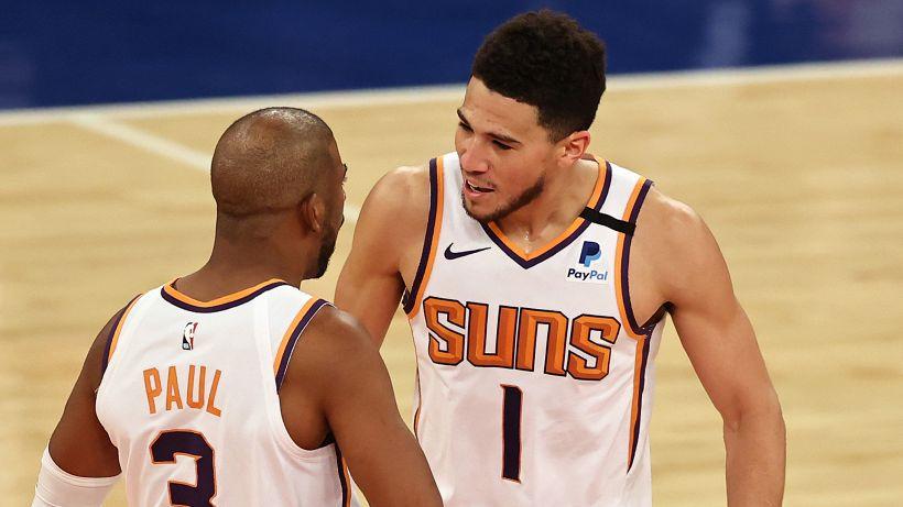 NBA, i Suns si riprendono la vetta ad Ovest