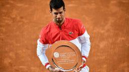 """Djokovic: """"Nadal un campione, il mio rivale più forte"""""""