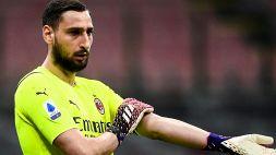 Mercato Milan, ribaltone per Donnarumma: offerto a una big