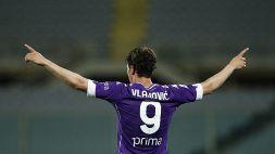 Fiorentina, prossime ore decisive per il futuro di Vlahovic
