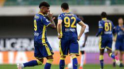Verona-Spezia 1-1: Saponara risponde nel finale a Salcedo