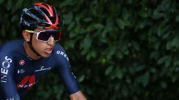 """Giro d'Italia, Bernal: """"Sicuro delle scelte che abbiamo fatto"""""""