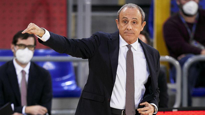 Olimpia Milano, Messina elogia due giocatori su tutti