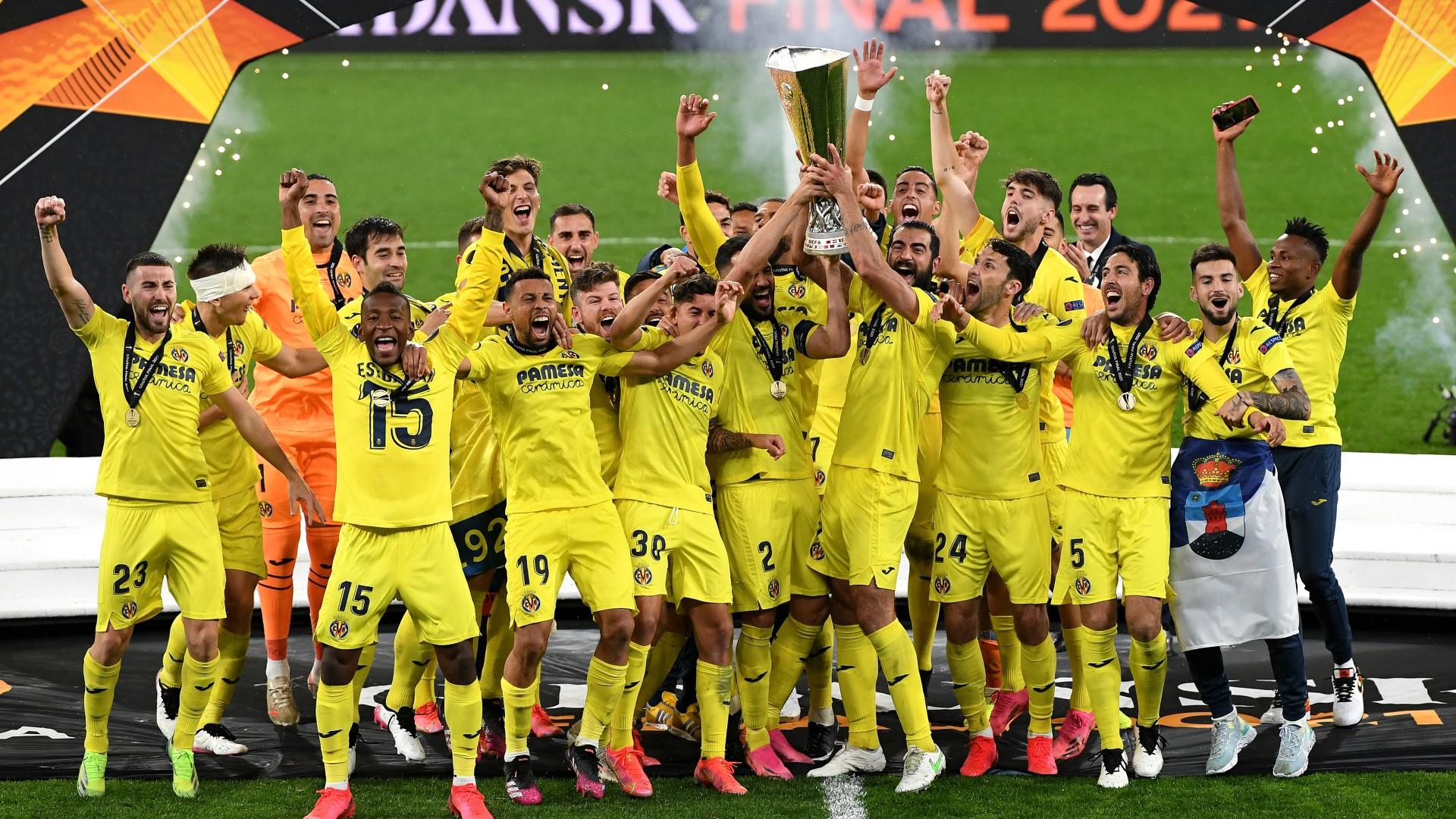 Europa League: il Villarreal vince la coppa ai rigori, le foto - Europa  League: il Villarreal vince la coppa ai rigori, le foto | Virgilio Sport