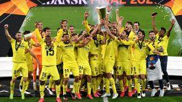Europa League: il Villarreal vince la coppa ai rigori, le foto