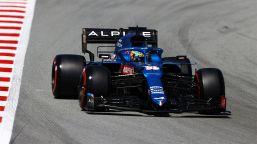 F1, l'entusiasmo di Fernando Alonso