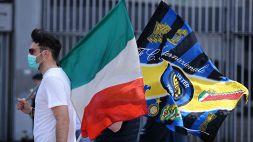 Inter-Udinese con 1000 spettatori: ma niente tifosi