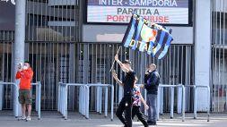 Caos Inter, i tifosi si ribellano: Basta gioco al massacro