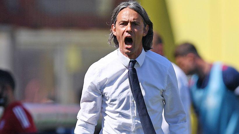 """Benevento, rabbia Inzaghi: """"Derubati, i ragazzi piangevano"""""""
