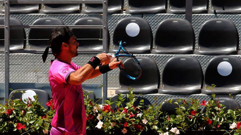 Internazionali d'Italia: Fognini eliminato da Nishikori