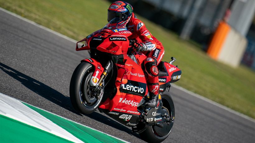 """MotoGP, Bagnaia: """"Il Sachsenring non mi piace. Marquez è il favorito"""""""