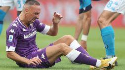 Fiorentina-Ribery, è finita: niente rinnovo