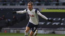 Bale potrebbe dire addio al calcio e cambiare sport