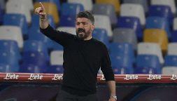 Napoli, toccante addio di Gattuso: novità per prossima panchina