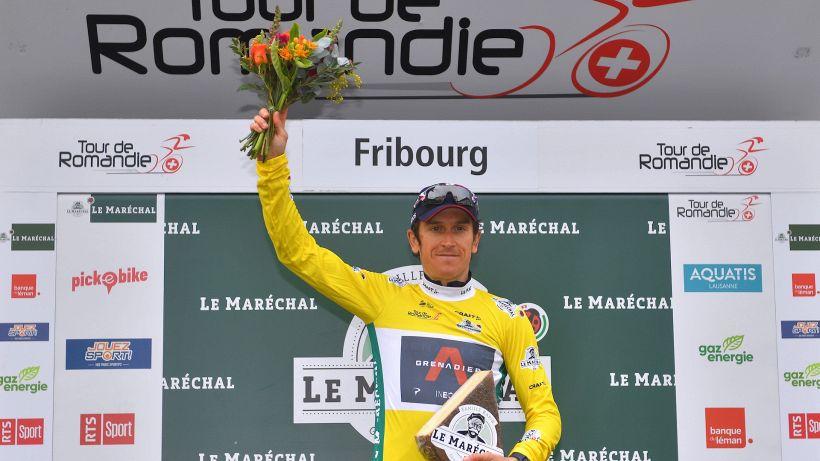 A Geraint Thomas il Giro di Romandia