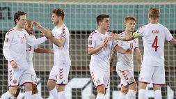 Danimarca, i 26 giocatori di Euro 2020. Tanti nomi importanti