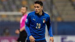 Raspadori racconta il suo sogno con l'Italia a Euro 2020