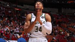 """NBA, Antetokounmpo: """"Durant è il migliore"""""""