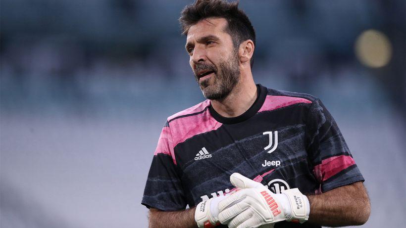 Juventus, Buffon svela un'offerta rifiutata e parla del futuro