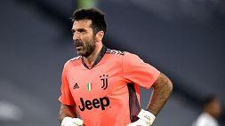 """Buffon conferma: """"Continuo a giocare perché mi sento ancora bene"""""""