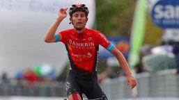 Giro d'Italia: a Mader la sesta tappa, Valter maglia rosa