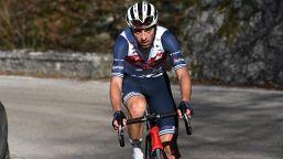 """Giro d'Italia, Ciccone """"jolly"""" al fianco di Nibali"""