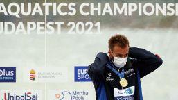 Fantastico bis d'oro europeo per Gregorio Paltrinieri