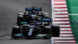 """F1, Wolff striglia Bottas: """"Hai frenato Hamilton"""""""