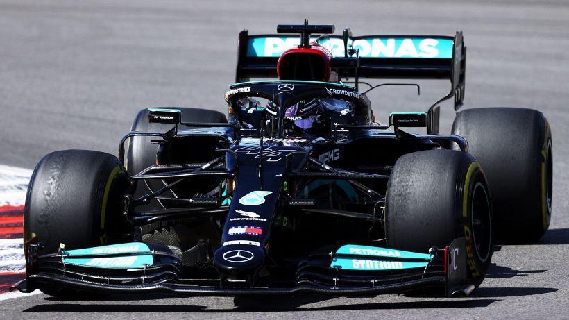 F1, Gp Portogallo: Hamilton batte Verstappen, Leclerc sesto