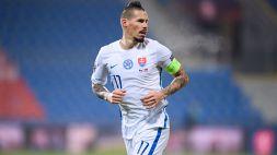 Euro 2020: Hamsik e Kucka guidano la Slovacchia