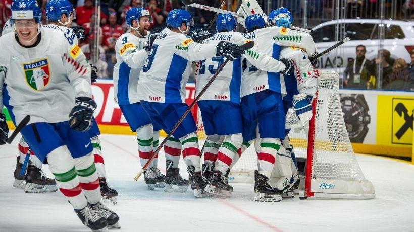 Hockey ghiaccio: 7 giocatori della Nazionale positivi al Covid