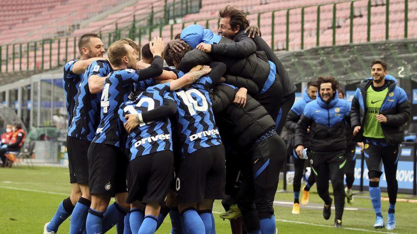 L'Inter è Campione d'Italia: tutti i numeri del trionfo nerazzurro