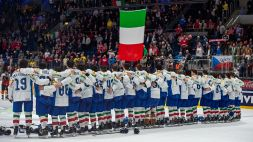 Hockey: annullata l'amichevole contro la Svizzera