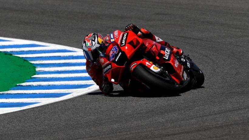 MotoGP: doppio podio italiano a Jerez, trionfano Ducati e Miller