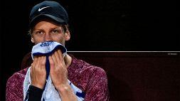 ATP Lione, giornata no per Sinner! Eliminato ai quarti dal n° 125 del mondo