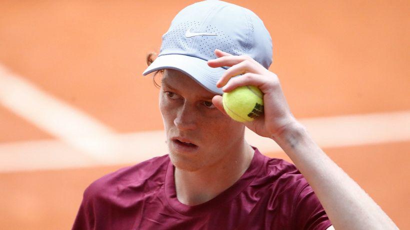 Tennis, giornata no per Sinner: out da Madrid con Popyrin