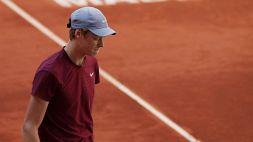 Tennis, l'incredulità di Jannik Sinner