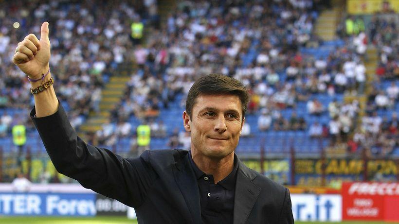 """Inter, Javier Zanetti: """"Vittoria nata due anni fa, grazie a Conte"""""""