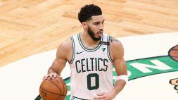NBA: Tatum ne mette 50 e Boston vola ai play-off