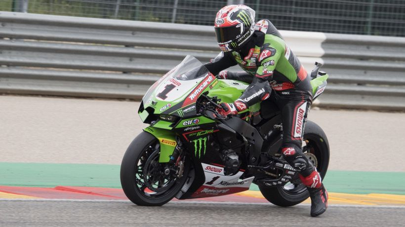 Centesima vittoria in Superbike per Jonathan Rea