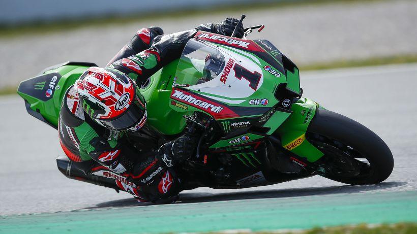 Superbike, Gp Aragon: Rea si prende anche la Superpole