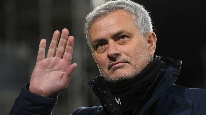 """Mourinho: """"Daje Roma!"""""""