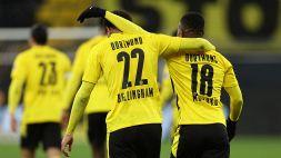 Verdetti dalla Bundesliga: Borussia Dortmund in Champions